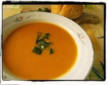 Zupa krem paprykowo-dyniowa...