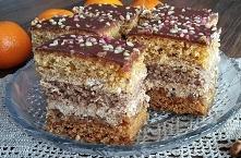 Ciasto potrójnie orzechowe