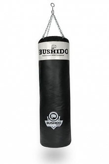 Worek treningowy 55kg marki Bushido