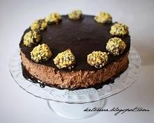 Tort Ferrero Rocher w wersj...