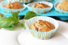 Bananowe muffinki bez cukru