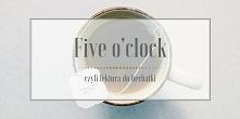 Dzisiaj ogromna wiedzy z różnych dziedzin w nowym wpisie z cyklu Five o'clock, czyli lektura do herbatki! Gorąco zachęcam do zajrzenia na blog Minimalistic Girl (wystarczy ...