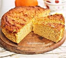 Ciasto Pomarańczowe z Miode...