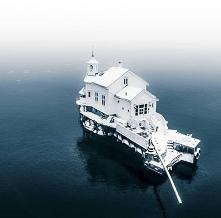 Latarnia morska w Oslo, Norwegia
