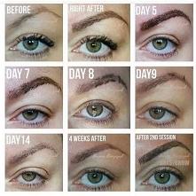 10 rzeczy, które musisz wiedzieć zanim zdecydujesz się na makijaż permanentny brwi!
