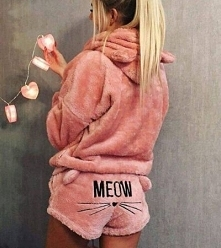 Piżama Meow