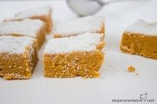 Bezglutenowe ciast z dyni bez pieczenia - tylko z 3 składników