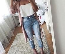 spodnie z wysokim stanem... hot or not ?