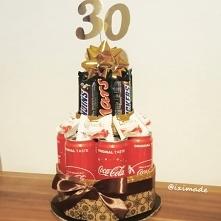 Mój tort na urodziny brata :)