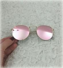 Lustrzane okulary, trzeba będzie się zaopatrzyć !