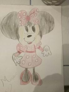 Rysowała moja wnuczka Zuzia...