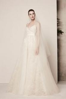 Suknia ślubna na ramiączkac...