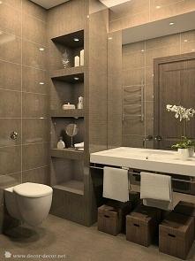 Takie kolory w łazience , j...