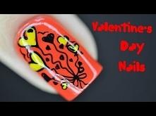 Valentine's Day Nails Idea ❤
