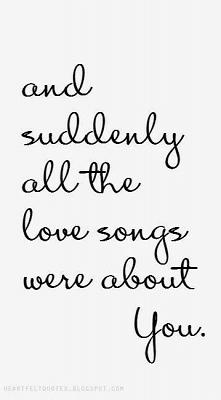 i nagle wszystkie piosenki ...
