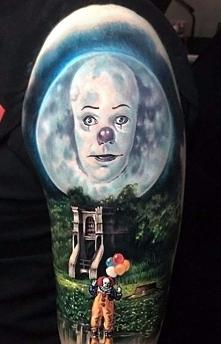 it horror klaun