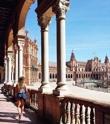 Plaza de Espana, Sevilla, Hiszpania instagram: emeneska_
