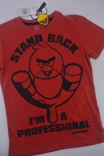 Nowa koszulka Angry Birds. Odzież dziecięca od r. 56 do 156 cm. Klik.