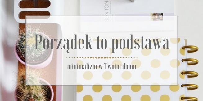 Co ma porządek do minimalizmu? Czym są stopnie bałaganu? Jak posprzątać dom, żeby się nie zmęczyć? Jak oszczędzać czas na sprzątaniu? Czy pamiętasz o wszystkich zakamarkach? Odpowiedzi na te i inne pytania znajdziesz w najnowszym wpisie na blogu Minimalistic Girl (wystarczy kliknąć w obrazek) :D