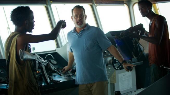 Czy ja już Wam wspominałam, że uwielbiam filmy, w których gra Tom Hanks? Kapitan Phillips to produkcja na faktach autentycznych, porażająca historia, jak kilku uzbrojonych ludzi może zapanować nad całą załogą statku.  [recenzja po kliknięciu w zdjęcie]