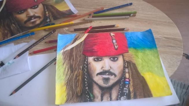 Kapitan Jack Sparrow ;) instagram: sandi0093