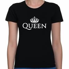 Koszulki dla par Queen i King