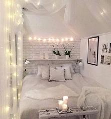 #sypialnia #white