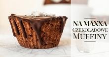 Pyszne, czekoladowe muffink...