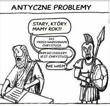 Antyczne problemy