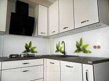 panel szklany kuchenny