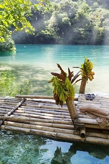 Błękitna laguna - Jamajka