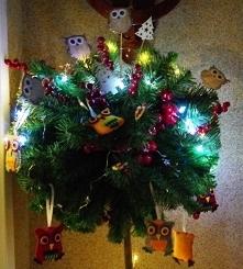 Drzewko Boże Narodzenie
