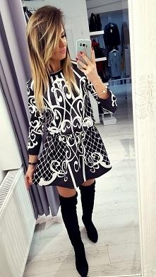 Sukienka BELLINI FUTURE Bla...