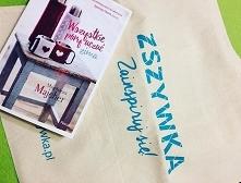 Przyszła ❤️ @zszywkapl  dziękuje ❤️ #book #wszystkieporyuczućzima #magdalenamajcher #lubimyczytać #zszywka #ekotorba