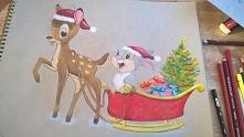 Bambi i Tuptuś jako pomocni...