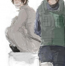 Kotetsu i Izumo <3