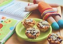 Zdrowe muffiny dyniowe bez ...