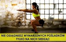 Trening na seksowne pośladki na kanale YouTube CentrumSportowca.pl