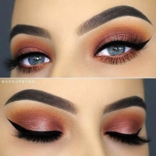 piękny makeup :)