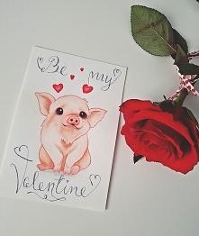Walentynka dla przyjaciółki...