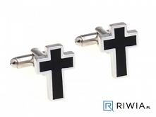 spinki krzyż