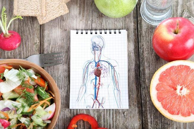 Dieta na naczynka - co jeść aby je wzmocnić?