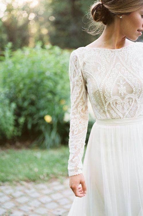 Sukienka ślubna Boho Lya93 Usafrica