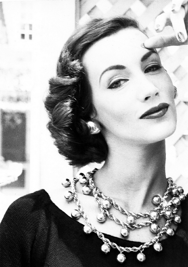 50s #vintage #moda