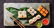 Dieta sushi. Ciekawa jestem kto za i przeciw