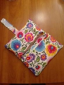 etui na pieluszki i chusteczki, różne kolory, różne rodzaje z bawełny lub filcu sprzedam