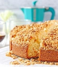 Ciasto z kokosową kruszonką...