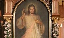 """Rocznica objawienia obrazu Jezusa Miłosiernego  Wieczorem, kiedy byłam w celi – zapisała w swym """"Dzienniczku"""" św. Siostra Faustyna –ujrzałam Pana Jezusa ubranego w szacie białej..."""