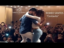 Romeo Santos - Centavito / workshop bachata sensual 2017 / Marco y Sara Trans...