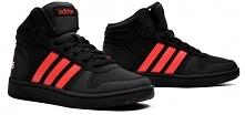 Buty Dziecięce Adidas VS HOOPS 2.0 MID (DB1480)